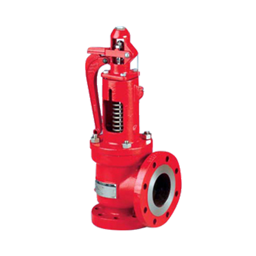 Original Image: Farris 4200 Series Steam Safety Valve