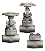 Original Image: KF (Circor) Gate Valves Series GA