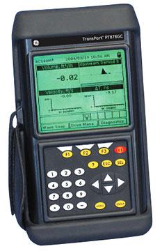 Original Image: Panametrics Portable Clamp-On Ultrasonic Gas Flow Meter