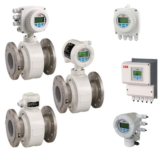 Original Image: ABB PM Process Master Magnetic Flow Meter