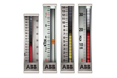 Original Image: ABB K-TEK KM26 Magnetic Level Gauge