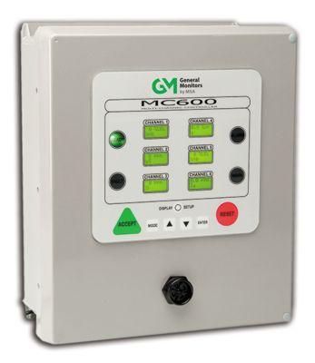 Original Image: General Monitors MC600 Multi-Channel Controller