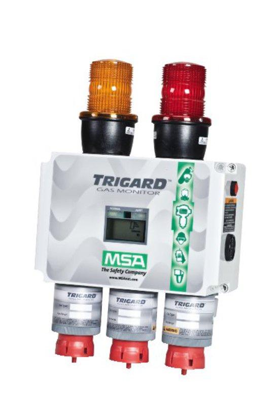 Original Image: MSA TRIGARD Gas Monitoring System