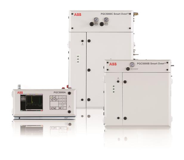 Original Image: ABB Process Gas Chromatographs PGC5000 Series