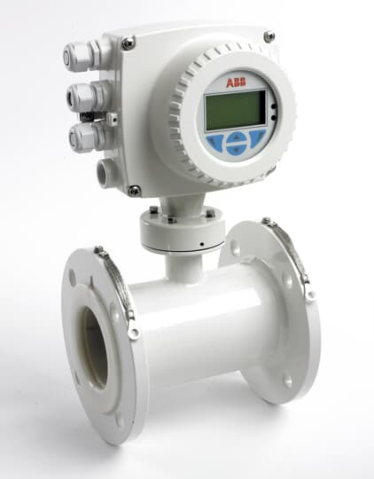 Original Image: ABB Electromagnetic Flowmeter WaterMaster