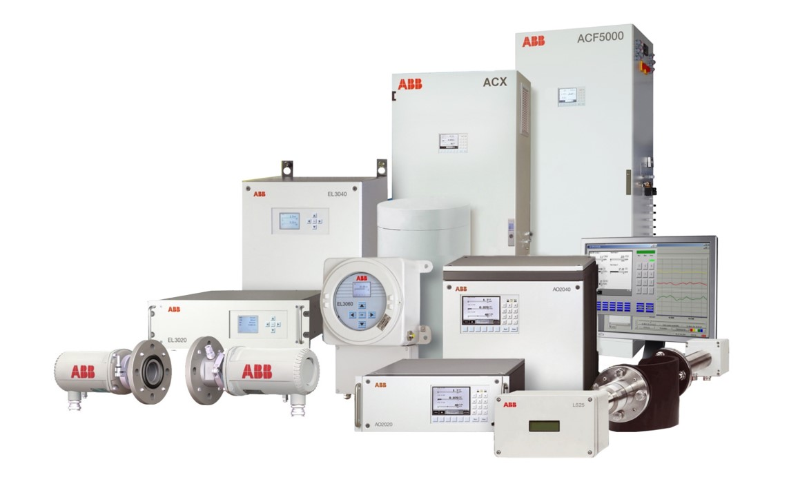 Original Image: ABB EasyLine Continuous Gas Analyzers Series