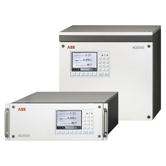 Original Image: ABB Advance Optima AO2000