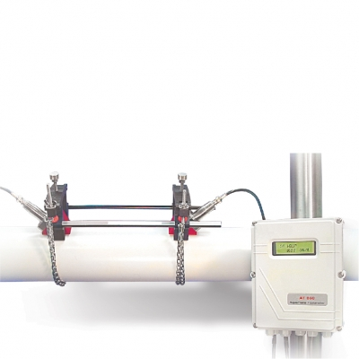 Original Image: AquaTrans AT868 Ultrasonic Clamp-on Liquid Flow Meter