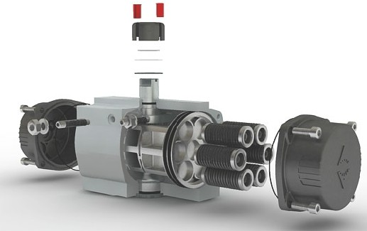 Original Image: Weir Concepts Rack and Pinion Actuation